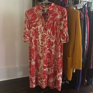 DVF dress 4